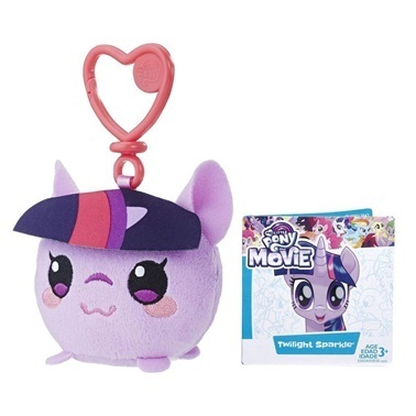 My Little Pony My Little Pony Klipsli Mini Pony Peluş Renkli